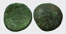 MESSINA - RUGGERO II 1105-1154 -AE/ DOPPIO FOLLARO