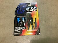1995 Star Wars red card POTF Tie Fighter Pilot action figure! FREE shipping!