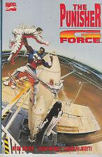 PUNISHER: G FORCE...NM-...1992...Mike Baron,Hugh Haynes..Bargain!