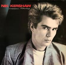 NIK KERSHAW - Human Racing (LP)  (VG/VG)