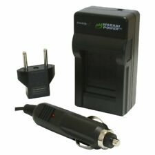 Wasabi Power Battery Charger for Sony NP-BG1, NP-FG1