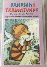 VHS Janoschs Traumstunde: Oh, wie schön ist Panama/Popov und die Geschichte...