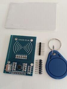 1x RFID Kit RC522 inkl. RFID-Tag & RFID-Karte -  Arduino, Raspberry Pi reader