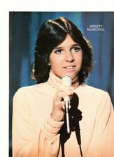 Kristy Mcnichol Bay City Rollers teen magazine pinup clippings Teen Beat mic