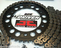 HONDA CBR600RR '03/06 JT X-Ring X1R QUICK ACCELERATION CHAIN AND SPROCKETS KIT