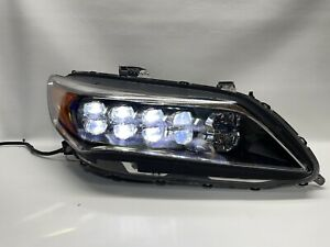 2014 2015 2016 2017 ACURA RLX PASSENGER SIDE RH RIGHT LED HEADLIGHT HEADLAMP OEM