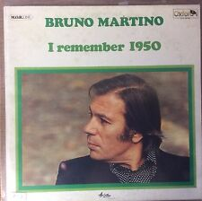 Bruno Martino - I remember 1950 - MIXA-28