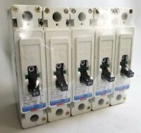 Westinghouse FD1020 20A 1P 277V 50/60Hz 25K Circuit Breaker TESTED (Lot of 5)
