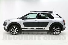 CITROEN C4 CACTUS STICKERS GRAPHICS STRIPES (PAIR) ANY COLOUR