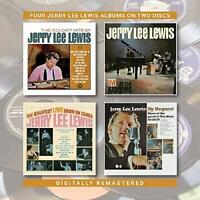 """Jerry Lee Lewis - The Golden Hits Of Jerry Lee Lewis/""""Live"""" At The Sta (NEW 2CD)"""