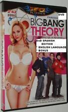 BIG BANG THEORY Parodia ASHLYNN BROOKE English language Spanish DVD NEW