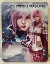 "Lightning Returns: Final Fantasy Xiii ""Custom Print Steelbook Case"" (No Game)"