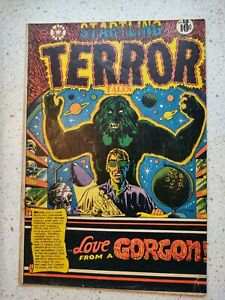 Startling Terror Tales #13 Comic Book VG condition L B Cole cover