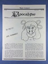Harry Lorayne's Apocalypse - Jose Hernandez - Trucchi di Magia - 1994 Vol.17