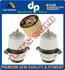 PORSCHE CAYENNE 3.2 3.6 V6 Engine Motor Transmission Mount Mounts LH + RH SET 3