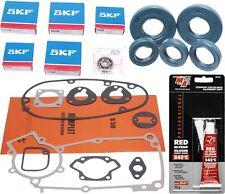 Lagersatz SKF Motorset Dichtung Kugellager Simmeringe für Simson S50 M53/2 M52