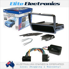 AERPRO VEHICLE INSTALL KIT FOR FORD FALCON AU 1998-2002 SWC + FACIA + BRACKET