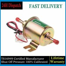 Universal Electric Fuel Pump Gas Diesel Inline Low Pressure Petrol Pumps HEP-02A