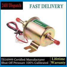 Universal Electric Fuel Pump Gas Diesel Inline Low Pressure Petrol Pumps HEP-02A