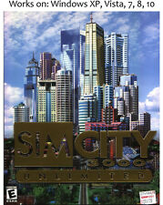 SimCity 3000 Unlimited PC Game