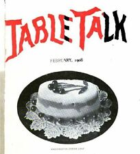 TABLE TALK MAGAZINE DISK COLLECTION 155 VINTAGE ISSUES