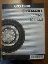 2008 GSX1300R Suzuki Technical Shop Manual 99500-39350-03E