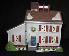 Department Dept 56 New England Village Jeremiah Brewster House Bay Cottages