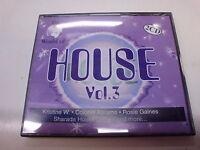 Cd   W.O.House Vol.3 von Various (1999) - Doppel-CD
