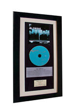 BLONDIE No Exit CLASSIC CD Album GALLERY QUALITY FRAMED+EXPRESS GLOBAL SHIPPING