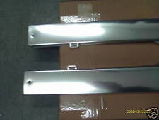 1967 - 1968 FIREBIRD ROCKER PANEL MOLDING / TRIM SET - NEW - BOTH SIDES