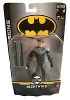 Batman Missions Nightwing DC Comics Action Figure