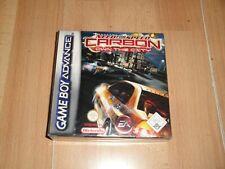 NEED FOR SPEED CARBON OWN THE CITY DEUTSCHER BILDSCHIRMTEXT GERMANY VERSION