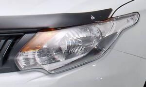 Mitsubishi Triton MQ 2015-2018 Genuine Headlamp Protectors