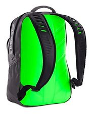 NEW Under Armour Storm Recruit Backpack,One Size Imported, Graphite/Hyper Green