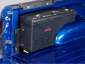 UnderCover Swing Case Toolbox Driver Side 08-18 Chevy Silverado GMC Sierra