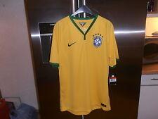 Neu-BRAZIL- Fußballtrikot - Fußball- Brasilien- Gr. L-NIKE