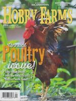 Hobby Farms March/April 2018 Annual Poultry Issue