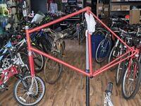Schwinn 80's Chicago X-tra Lite Road Bike Certified 1020 AISL Tubing 63cm Frame