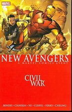 Marvel New Avengers Vol 5 Civil War TPB New Free Shipping