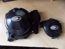 R&G engine casing covers for Aprilia RSV4 & Tuono V4