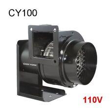 Centrifugal blower Cam York CY100 110V AC blower 1 phase 45W