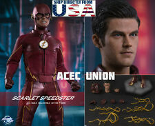 1/6 The FLASH Figure 3.0 Barry Allen CW Speedster Toys Complete Set USA SELLER