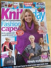 Knit OGGI EDIZIONE 69 FEB 2012, 14 modelli, Maglioni, Sciarpe, MARIONETTE, poncho.