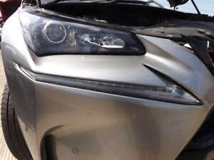 DRL Lexus NX Hybrid 2014-2017 Drivers Side Daytime Running Lamp - 11166383
