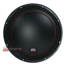 "MTX Audio 5510-44 Car Stereo 10"" 55 Series Dual 4 Ohm Subwoofer 800 Watts New"