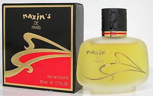 Maxim's de Paris pour Femme 50 ml EDT / Eau de Toilette Splash