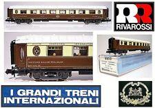 Rivarossi 9555 Vintage Transport Salon Pullman Ciwl Orient Express Boîte