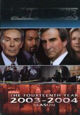 Law & Order: The Fourteenth Year DVD