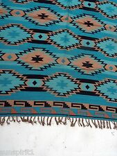 Accent Throw Afghan OACCENT-3D Southwest Southwestern Geometric Design 4' X 5' B