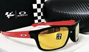 1 OF ONLY 250 Oakley Sliver Stealth Catalunya Moto GP Prizm Polarized 24K Lens.